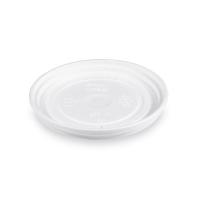 Kulaté vnitřní víčko pro termo misku na polévku 340-680 ml - EPS, bílé, 50 ks