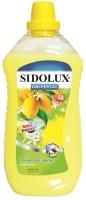 Čištící prostředek na podlahy a povrchy Sidolux Universal - fresh lemon, 1 l