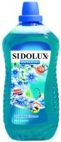 Čištící prostředek na podlahy a povrchy Sidolux Universal - blue passion, 1 l