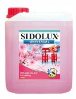 Čištící prostředek na podlahy a povrchy Sidolux Universal - japanese cherry, 5 l
