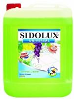 Čištící prostředek na podlahy a povrchy Sidolux Universal - green grapes, 5 l