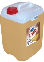 Čistící prostředek na podlahy Krystal - s Alfa alkoholem, 20 l - DOPRODEJ