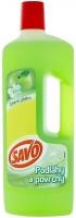 Čistící prostředek na na podlahy a povrchy Savo - zelené jablko, 750 ml