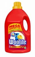 Prací gel Woolite Mix Colors - s keratinem, červený, 4,5 l