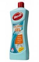 Čistící prostředek Real Chlorax gel - mint, 750 ml