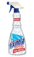 Čistící prostředek na okna Fixinela perfekt - s rozprašovačem, 500 ml