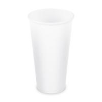 Papírový termo kelímek Coffee To Go 0,61 l - průměr 90 mm, bílý, 50 ks