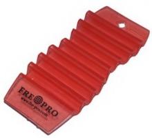 Gelová vonná závěska FrePro Hang Tag - červená, skořice