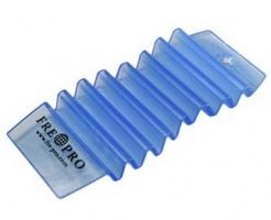 Gelová vonná závěska FrePro Hang Tag - modrá, bavlna