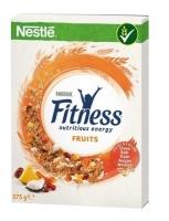 Cereálie Nestlé Fitness - ovocné, 375 g