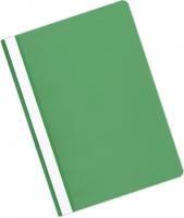 Plastový rychlovazač A4 - světle zelený