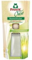 Osvěžovač vzduchu Frosch ECO Oase - citrónová tráva, 90 ml