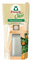 Osvěžovač vzduchu Frosch ECO Oase - pomerančový háj, 90 ml