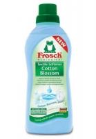 Hypoalergenní aviváž Frosch EKO - květ bavlny, 750 ml