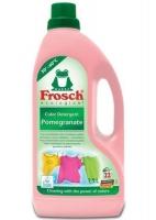 Prací gel Frosch EKO Color - granátové jablko, 1,5 l