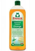Čistící prostředek na podlahy a povrchy Frosch ECO - pomeranč, 750 ml