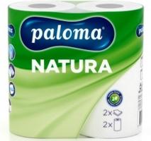 Kuchyňské utěrky Paloma Natura - role, dvouvrstvé, recykl, 11,5 m, 2 role