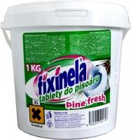 Tablety do pisoáru Fixinela - 1 kg, borovice, 40 ks