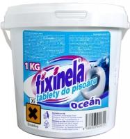 Tablety do pisoáru Fixinela - 1 kg, ocean, 40 ks