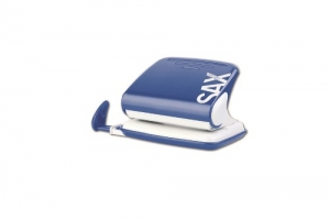 Děrovačka SAX Design 318 - 20 listů, kovová, modrá