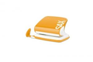 Děrovačka SAX Design 318 - 20 listů, kovová, oranžová