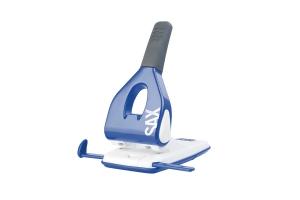 Páková děrovačka SAX Design 618 - 65 listů, kovová, modrá