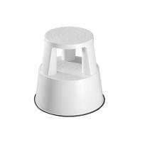 Posuvné stupátko WEDO - plastové, bílé