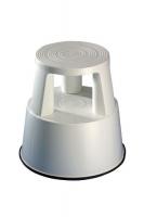 Posuvné stupátko WEDO - plastové, světle šedé