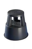 Posuvné stupátko WEDO - plastové, tmavě šedé