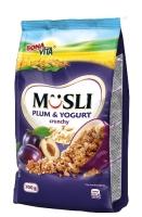 Müsli Bonavita - švestka s jogurtem, 700 g