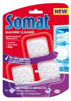 Čistící tablety do myčky Somat - při plné myčce, 3x20 g