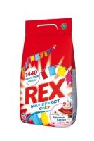 Prací prášek Rex Max Effect Color Japanese Garden - barevné prádlo, 60 dávek