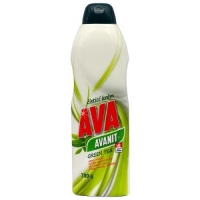 Čistící krém AVA Avanit - green tea, 700 g