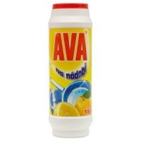 Čistící písek na nádobí AVA - PE, 550 g