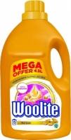 Prací gel Woolite Pro-Care - s keratinem, zlatý, 4,5 l