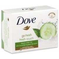 Toaletní mýdlo Dove - go fresh/fresh touch , 100 g - DOPRODEJ