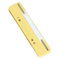 Rychlovazačové pásky Donau - plastové, žluté, 25 ks