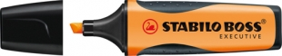 Zvýrazňovač Stabilo Boss Executive 73/54 - klínový hrot, 2-5 mm, oranžový