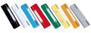 Rychlovazačové pásky Donau - plastové, mix barev, 25 ks