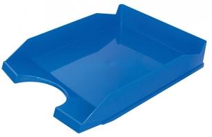 Odkládací zásuvka Office Products - plastová, modrá