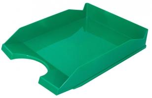 Odkládací zásuvka Office Products - plastová, zelená