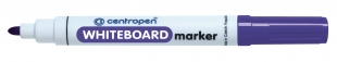Popisovač na bílé tabule Centropen WB Marker 8559 - 2,5 mm, fialový
