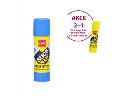 2 ks lepící tyčinka Deli Stick Up EA20630 - chameleon, s glycerinem, 15 g + DÁREK 1x lepicí tyčinka Stick Up 8 g