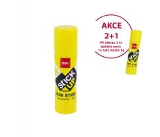 2 ks lepící tyčinka Deli Stick Up EA20110 - s glycerinem, 15 g + DÁREK 1x lepicí tyčinka Stick Up 8 g - DOPRODEJ