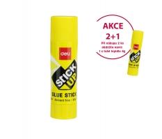 2 ks lepící tyčinka Deli Stick Up EA20210 - s glycerinem, 20 g + DÁREK 1x lepicí tyčinka Stick Up 8 g