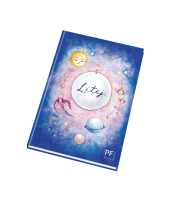 Hvězdářův zápisník na sny Paper Factory - A5, 96 listů - LIMITOVANÁ EDICE