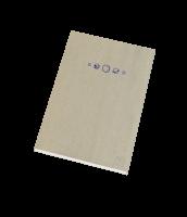 Planetární zápisník Paper Factory - A5, 96 listů - LIMITOVANÁ EDICE