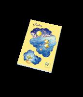 Lapač kosmonápadů Paper Factory - A6, 96 listů - LIMITOVANÁ EDICE