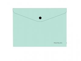 Spisové desky s drukem A5 Pastelini - plastové, zelené
