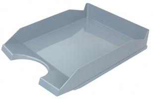 Odkládací zásuvka Office Products - plastová, šedá